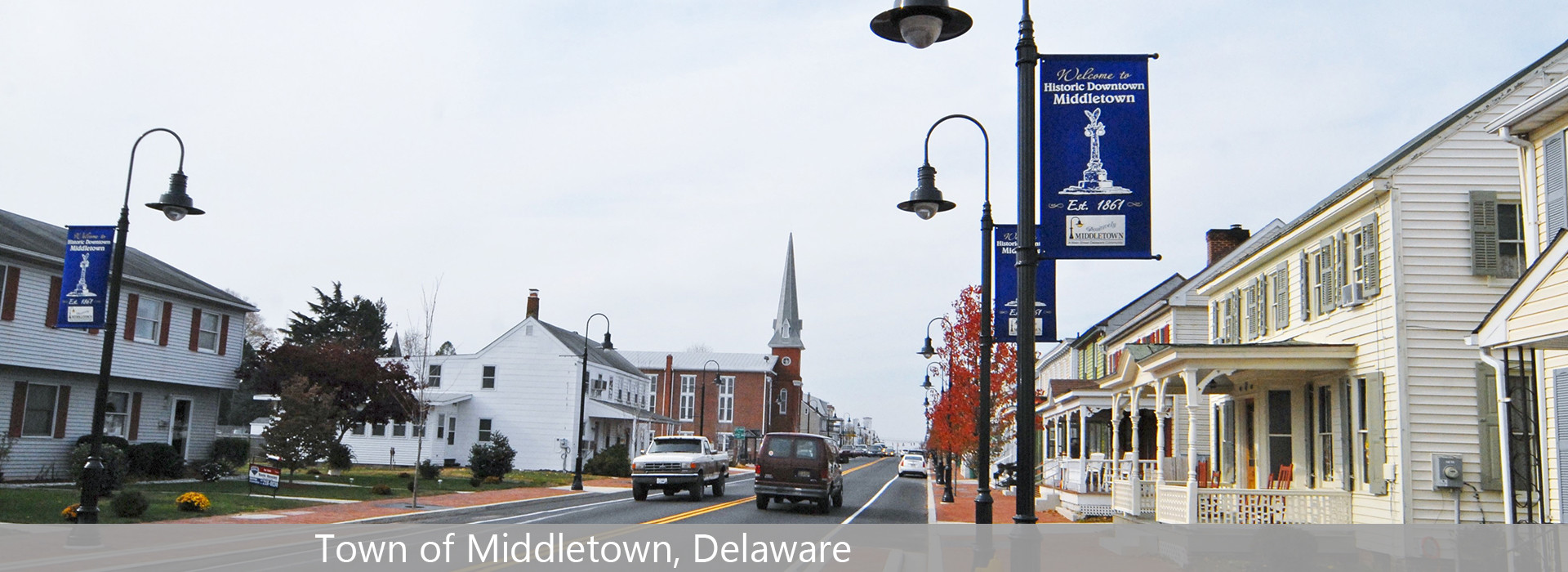 Middletown DE web banner