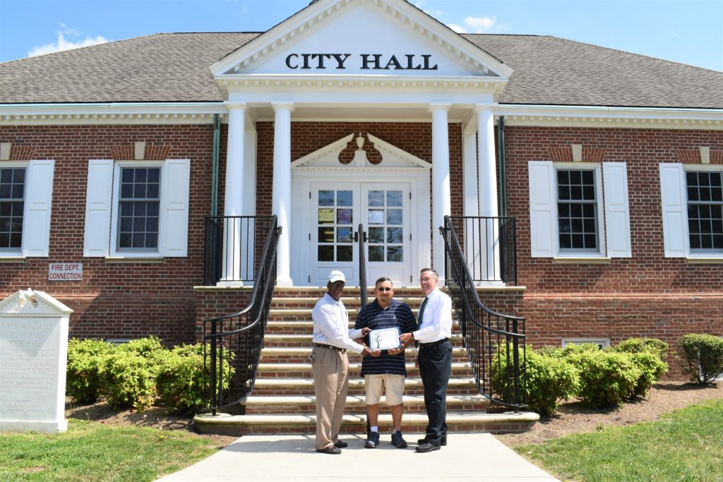Earth Day Raffle Winners 187 Delaware Municipal Electric